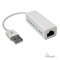 Cabo Usb Externa Rj45 Adaptador Lan Ethernet 10/100